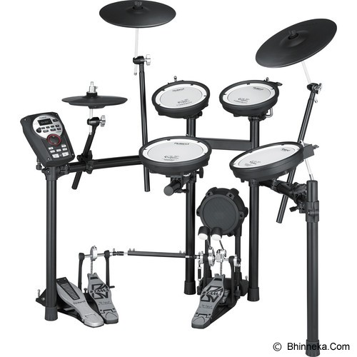 ROLAND Drum Elektrik V-Drums [TD-11KV] - Drum Elektrik Set